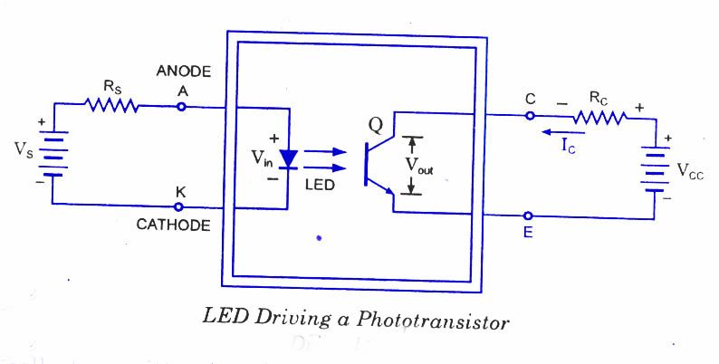 optocoupler devices and application electronic circuits and rh pinterest co uk Circuit Schematics Hall Effect Sensor Circuit Diagram