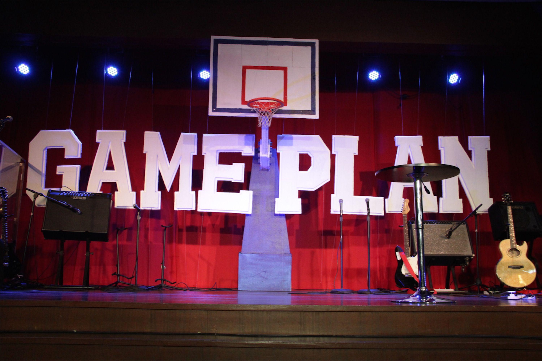 Game Plan Church Stage Ideas Design