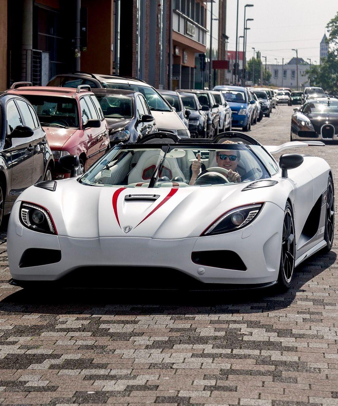 Lamborghini Agera R