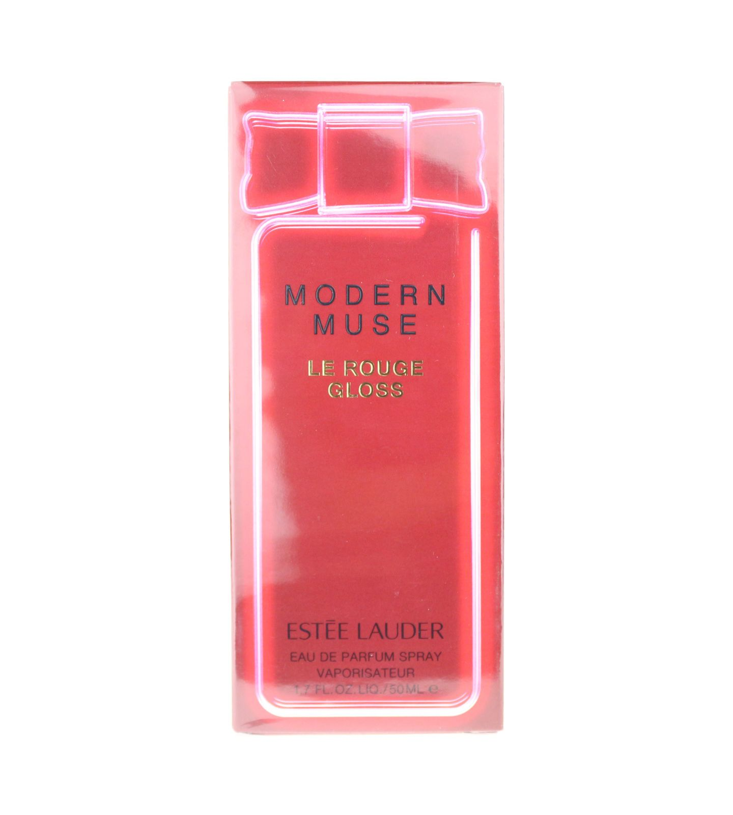 Estee Lauder Modern Muse Le Rouge Gloss Eau De Parfum 1 7oz 50ml New In Box Modern Muse Le Rouge Gloss Estee Lauder Modern Muse Estee Lauder