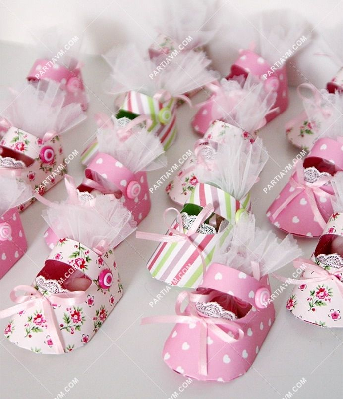Photo of very special handmade baby candies