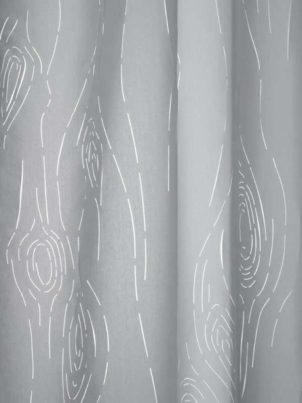 Curtain Fabric With Laser Cut Motifs
