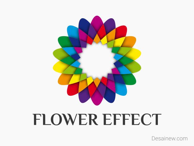 Tutorial Desain Flower Effect Di Inkscape Vector Design Design Tutorials Adobe Tutorials