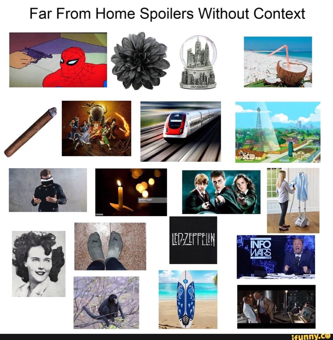 Far From Home Spoilers Without Context Ifunny Disney Marvel Marvel Avengers Marvel Funny