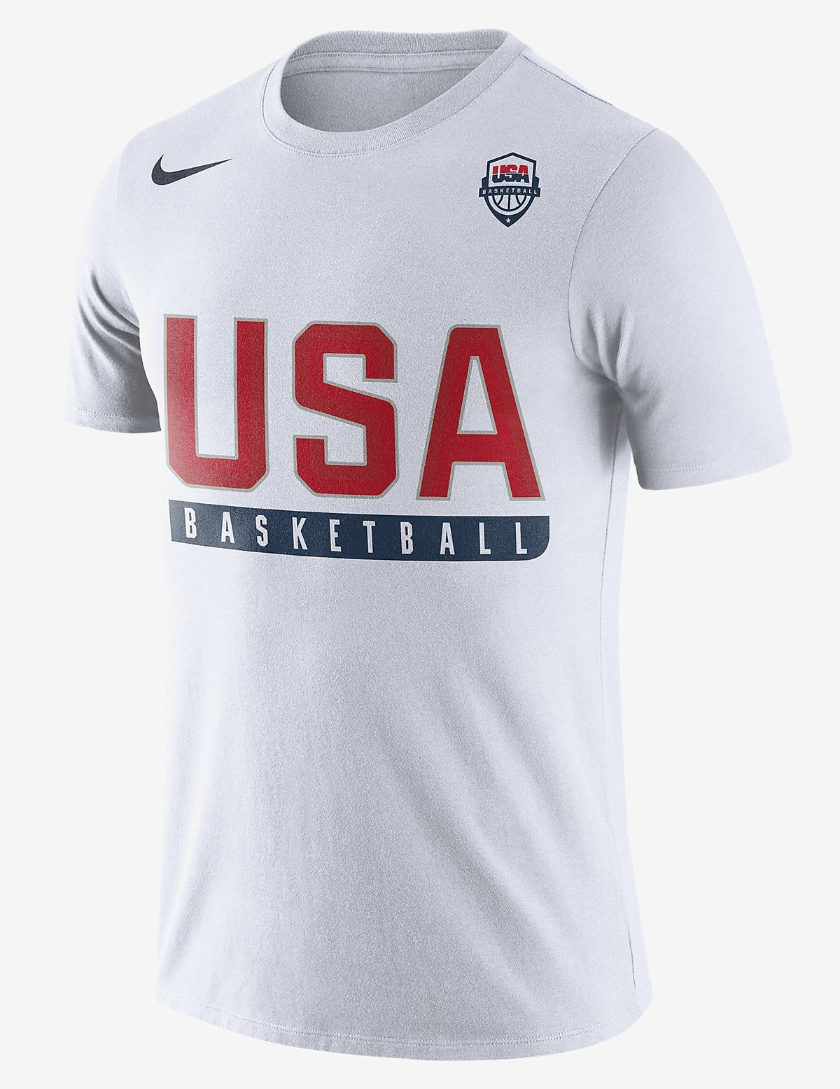 fed75bea USAB Nike Dry Practice Men's T-Shirt | T-Shirt Tracker: USA | Team ...