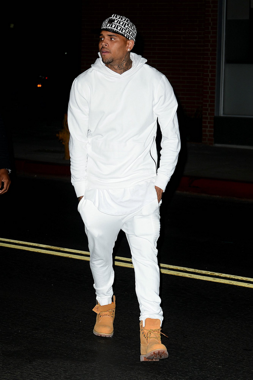 Chris Brown\u0027s style is very nice and clean, he can also