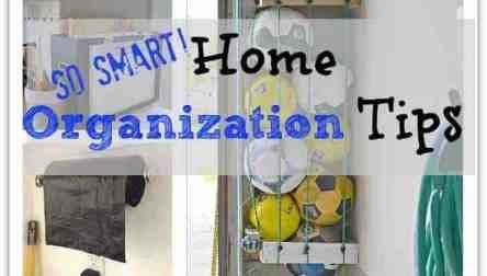 Home Organization Tips - SO SMART!! #summerhomeorganization Home Organization Tips - SO SMART!! #summerhomeorganization