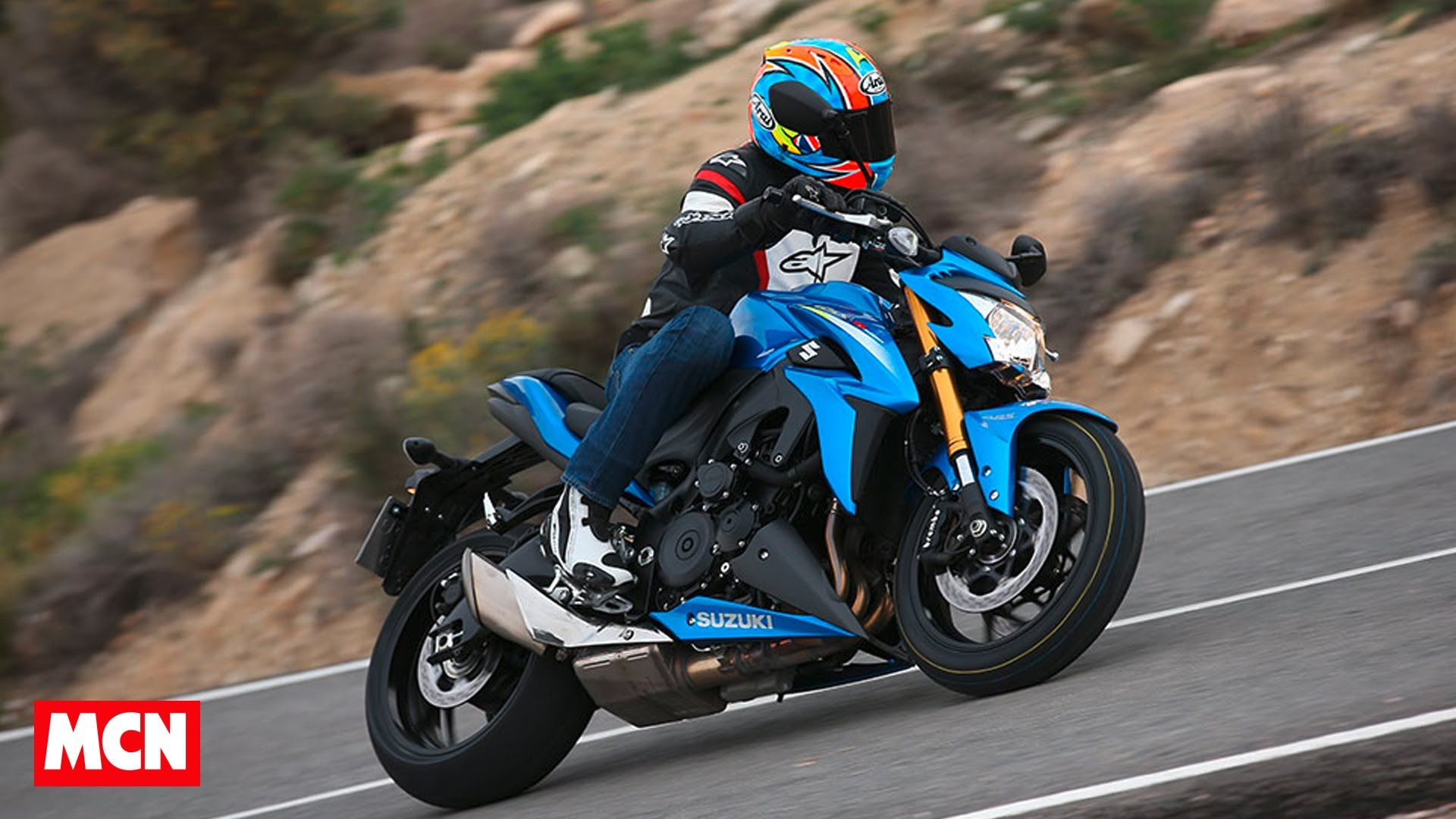 Suzuki Gsx S1000 Verdict Review Motorcyclenews Com Suzuki
