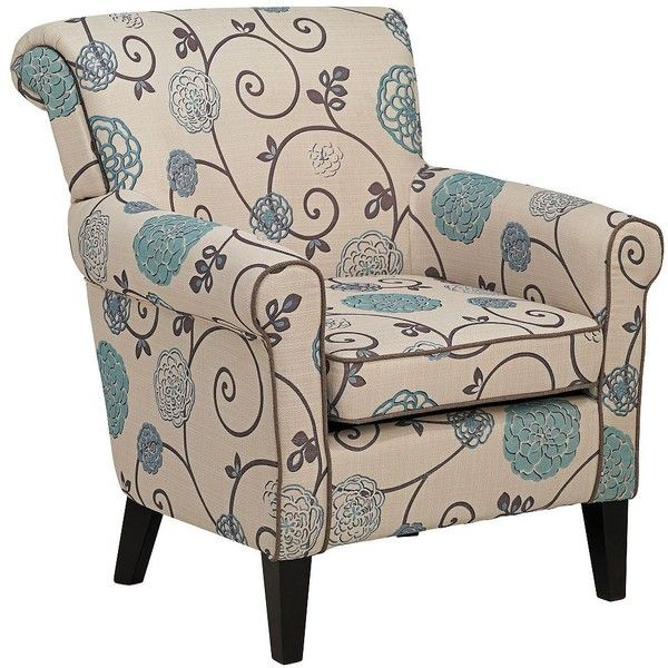I thought of you when I saw this pretty chair...