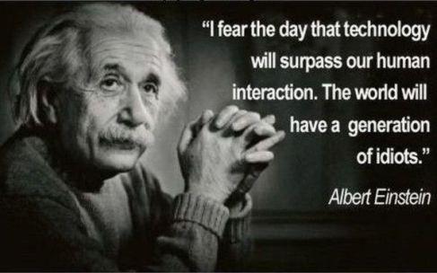 Einstein Simple Quote