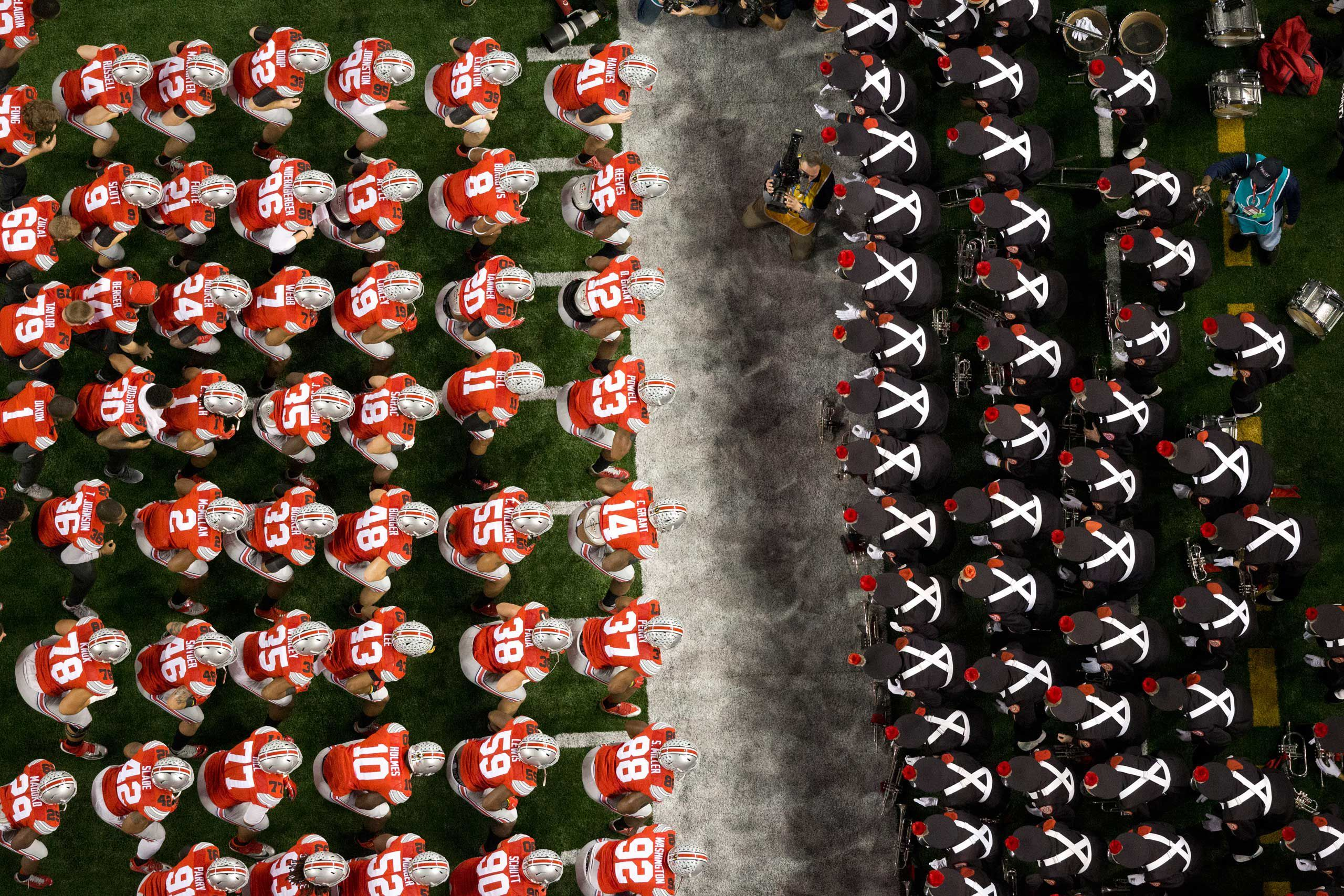 The Best Pictures Of The Week Jan 9 Jan 16 Ohio State Buckeyes Football Ohio State Michigan Ohio State Buckeyes