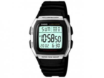 e56464cf941 Relógio de Pulso Digital Masculino - Casio Mundial W-96H-1AVDF com as  melhores