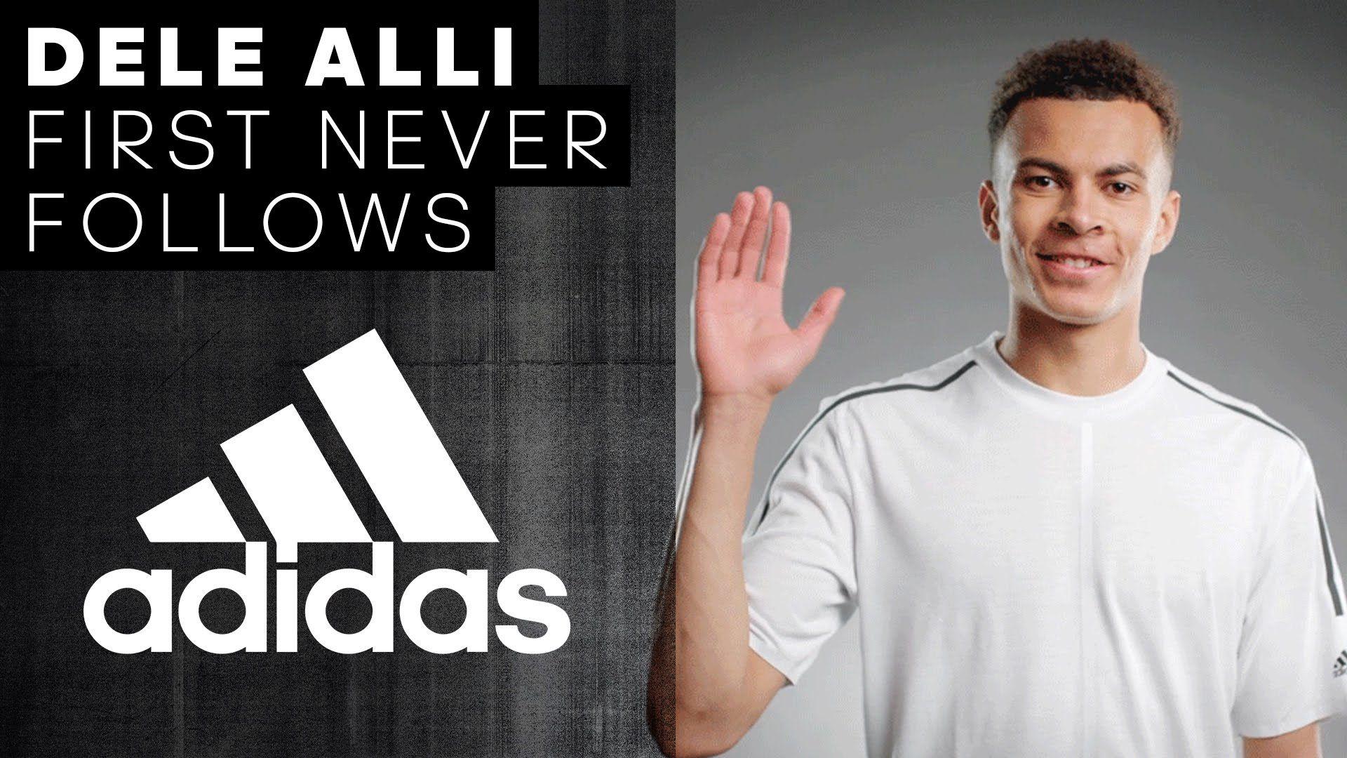 Fraude Prever símbolo  Dele Alli: First Never Follows -- adidas Football • /r/soccer   Adidas  football, Dele alli, Midfielder