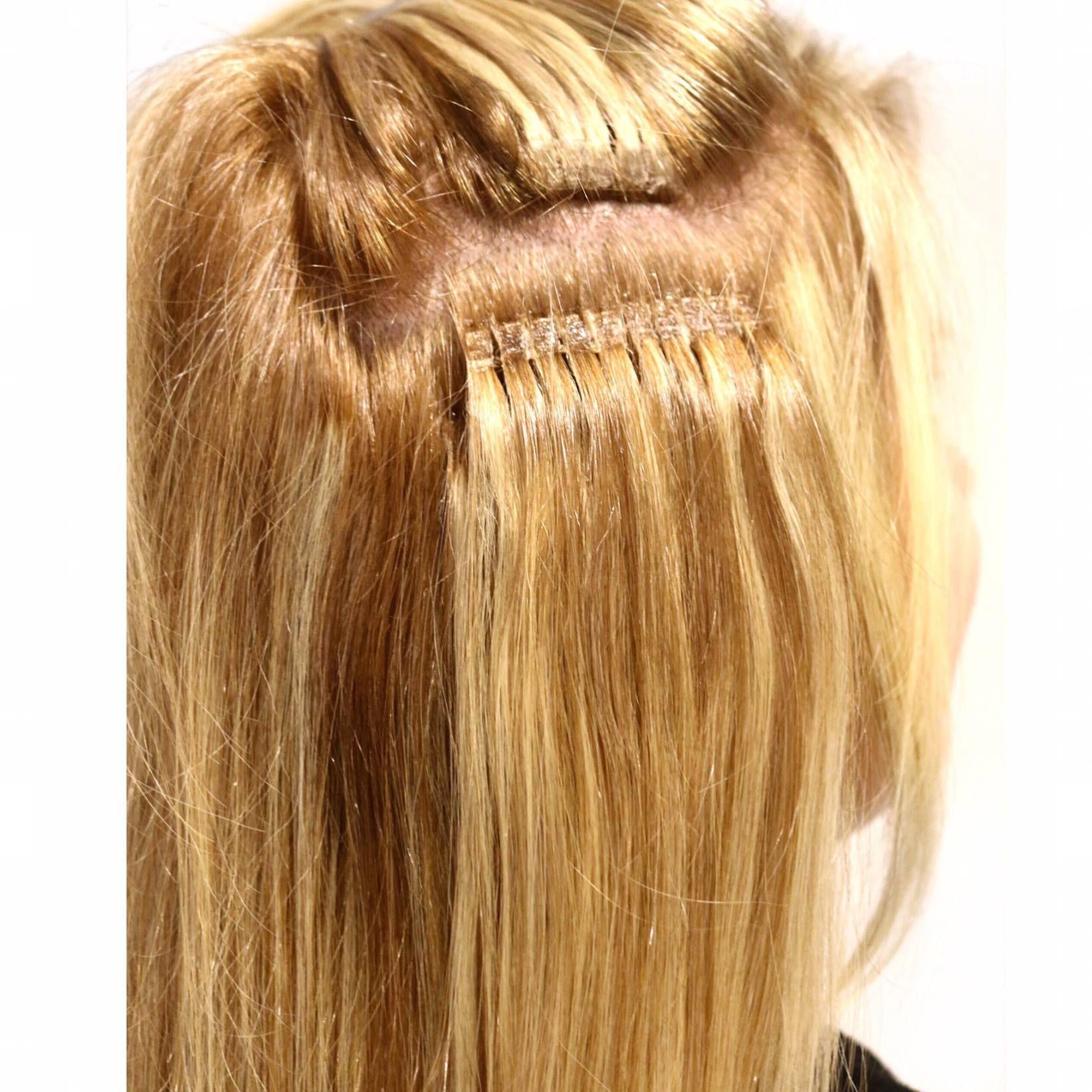 Haarverlangerung laserbeamer
