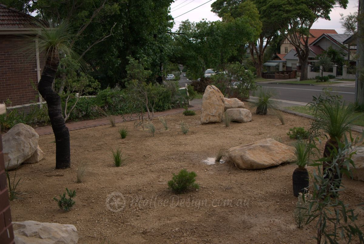 Mallee Design native Australian garden design. Servicing Southern ...