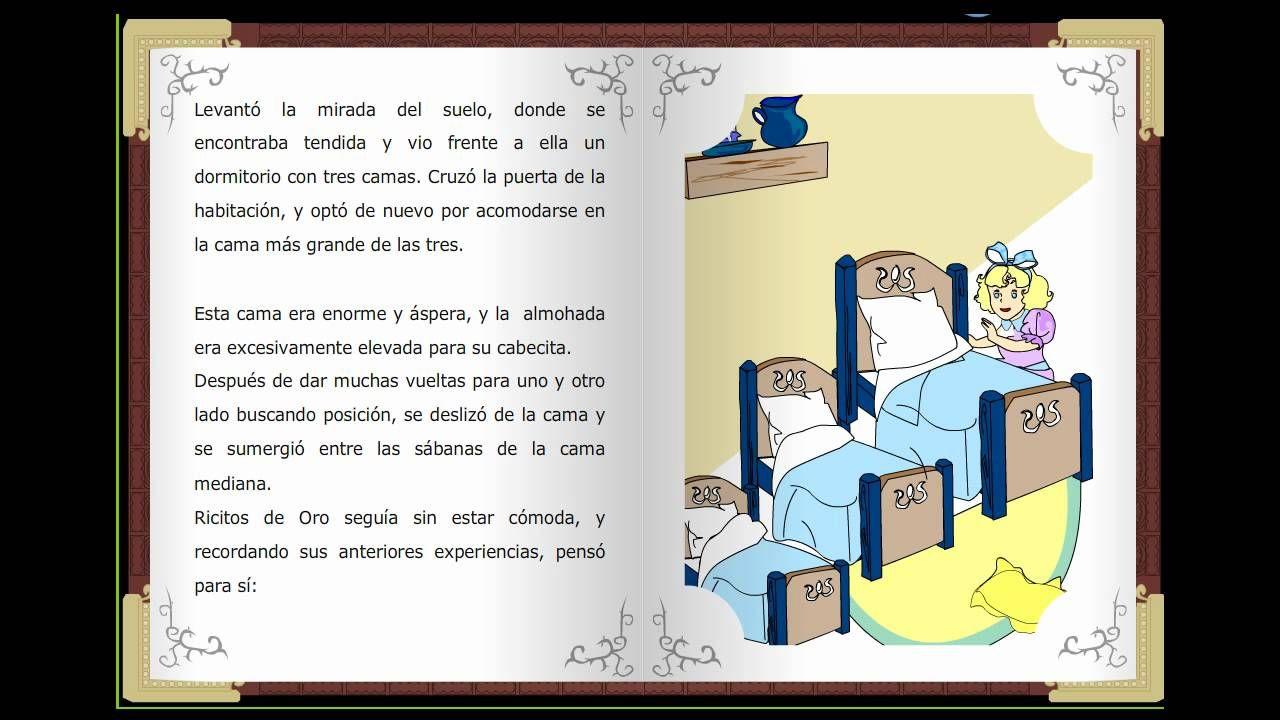 3/2/2020· la pesadilla de carola. Ricitos de oro, Cuentos clásicos infantiles en español