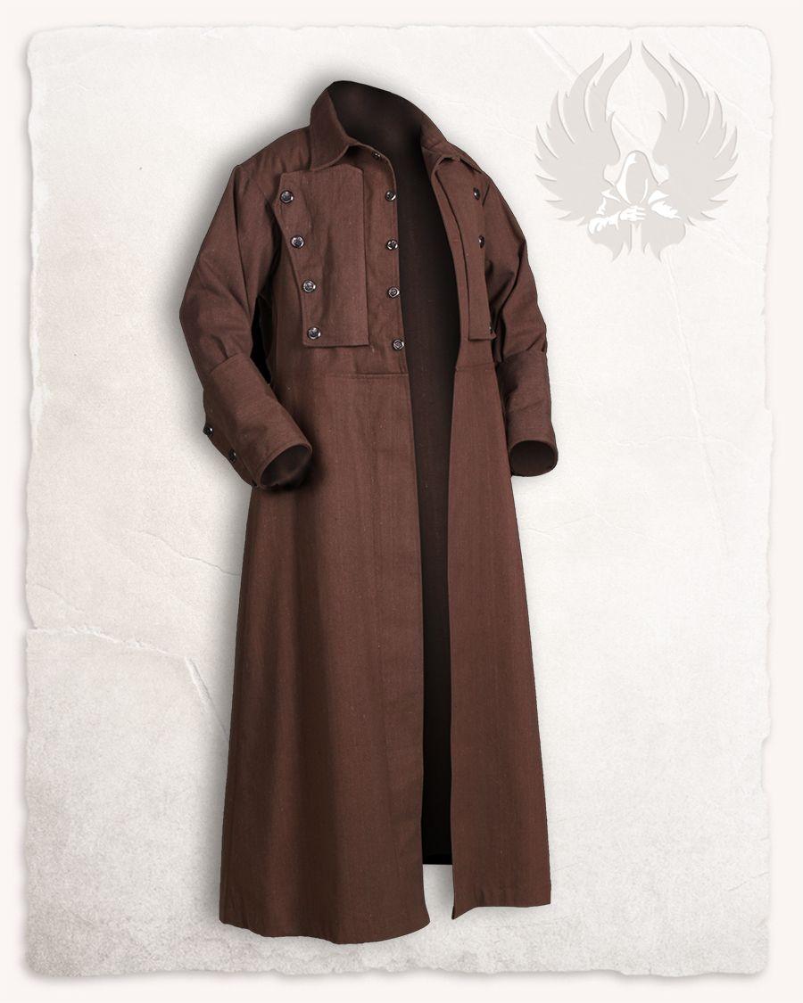 Kandor greatcoat | Доспехи | Coat, Waxed coats, Color