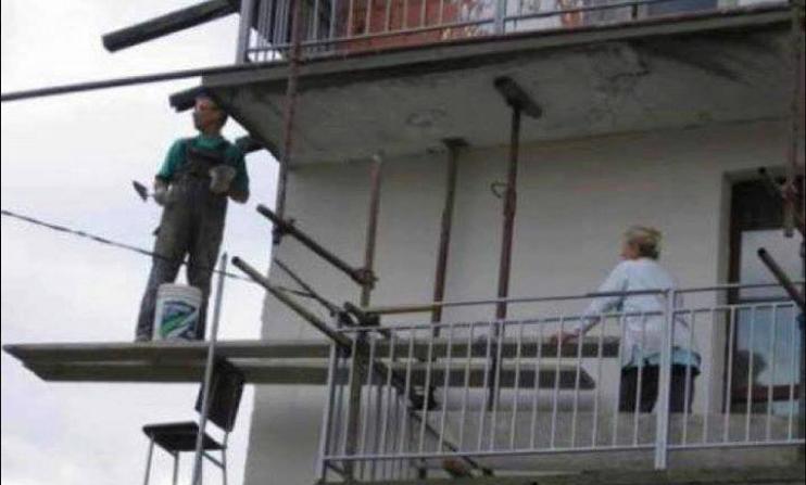 27 Bauarbeiter Die Ihrer Krankenschwester Nur Ein Foto Zeigen