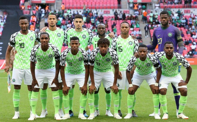 The Most Stylish World Cup Soccer Jerseys You Ll Want To Wear After The Game Ends Nigeria Fifa World Cup World Football