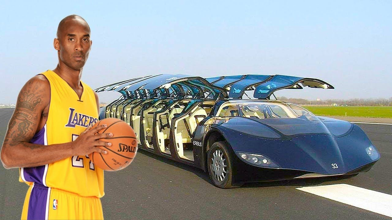 Kobe Bryant Cars >> Latest Kobe Bryant Basketball Rich