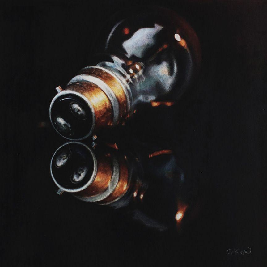 Give Light · Sharon SS KowSharon SS Kow Faber-Castell Albrecht Durer  Faber-Castell Polychromos  Caran D'ache Luminance #colorpencilart