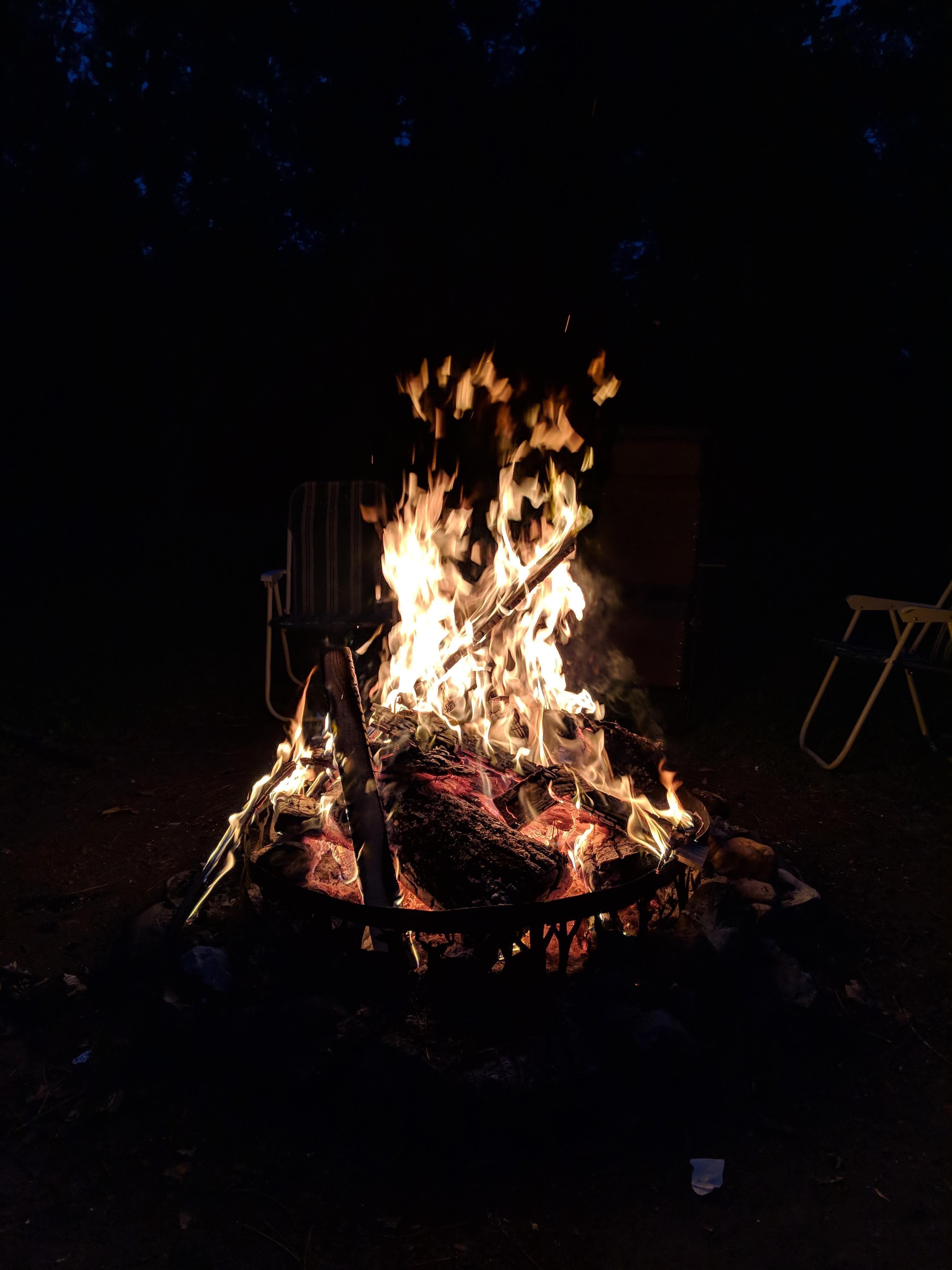 Camp Fire 3024x4032 Campfire Wallpaper Fire