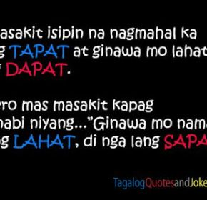 Friends Quotes Tagalog 5