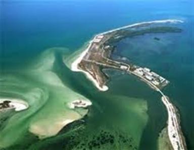 Honeymoon Island, FL half marathon