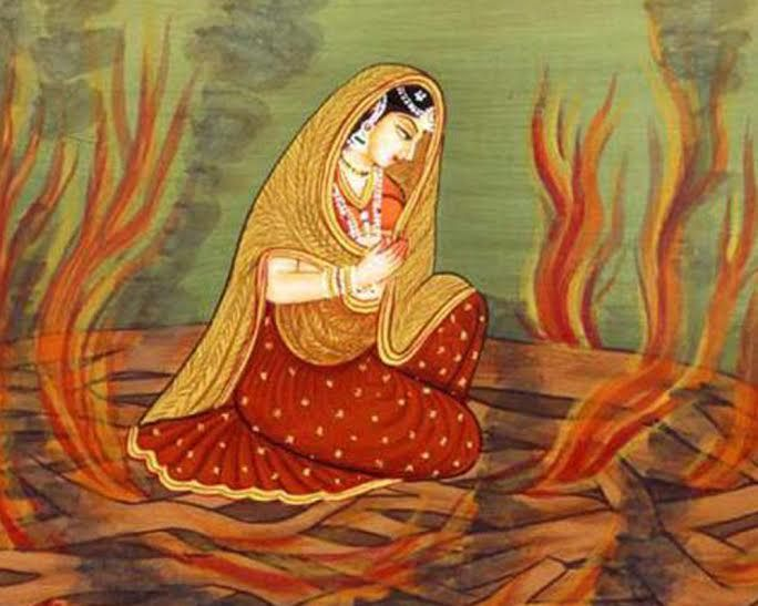 The Untold Story: Ramayana Through The Eyes Of Sita | Epic art, History,  Indian paintings