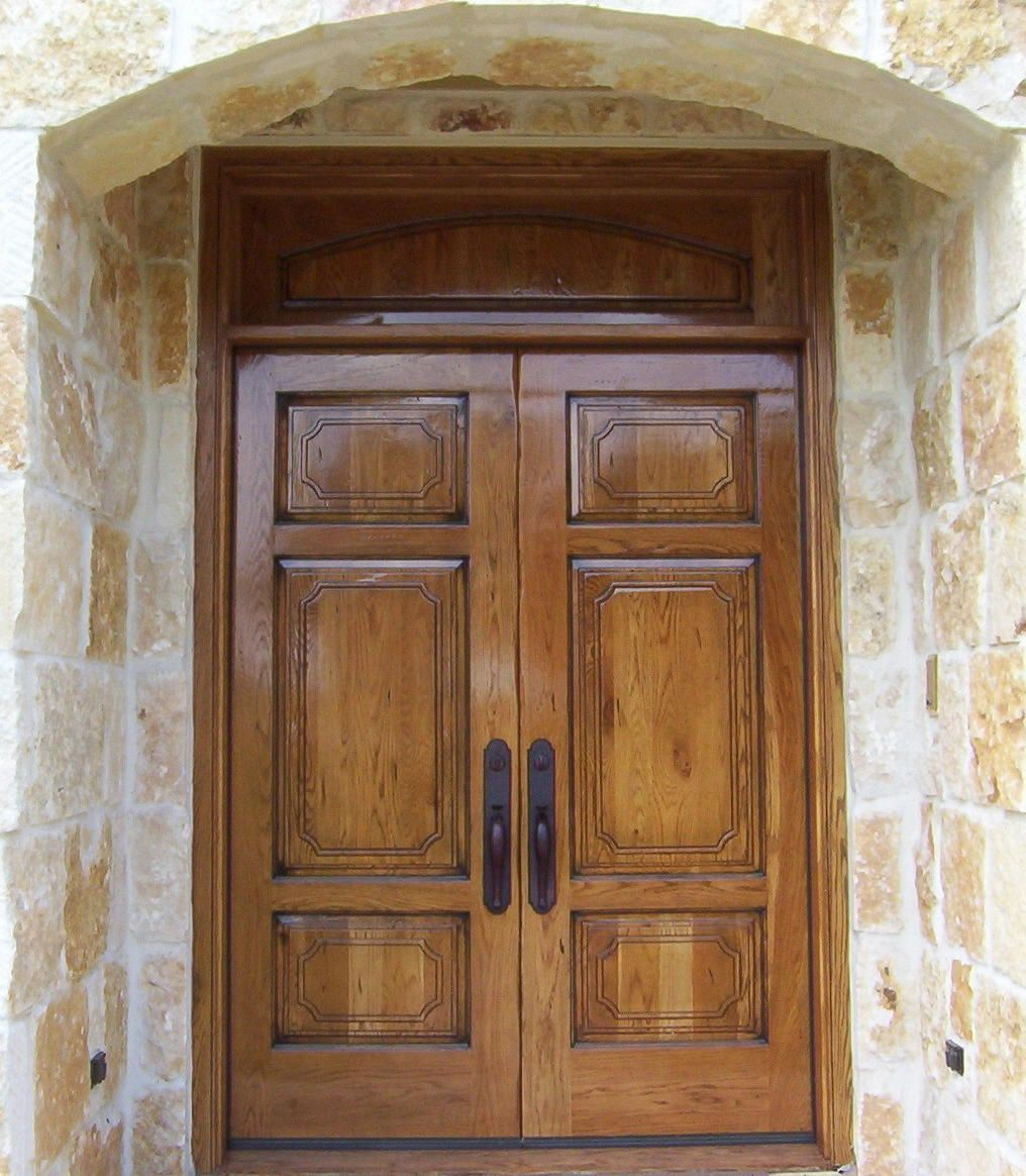 Doors Twelve Foot Entry Doors In Solid Exterior