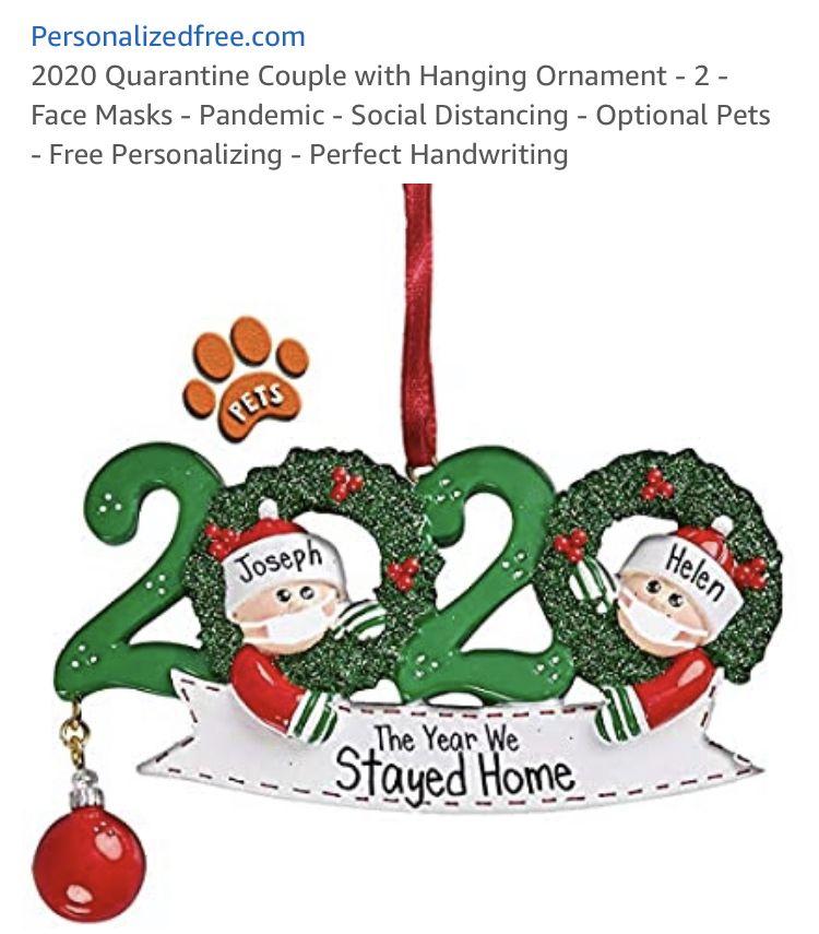 2020 Christmas Ornaments In 2020 Christmas Ornaments Ornaments Homemade Christmas Gifts