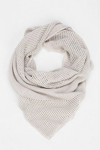 Knit Scarf | Urban Outfitters