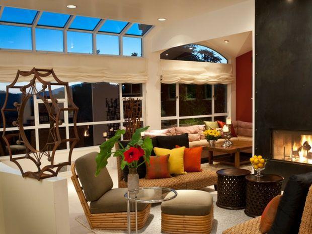 Farben für Wohnzimmer \u2013 55 tolle Ideen für Farbgestaltung