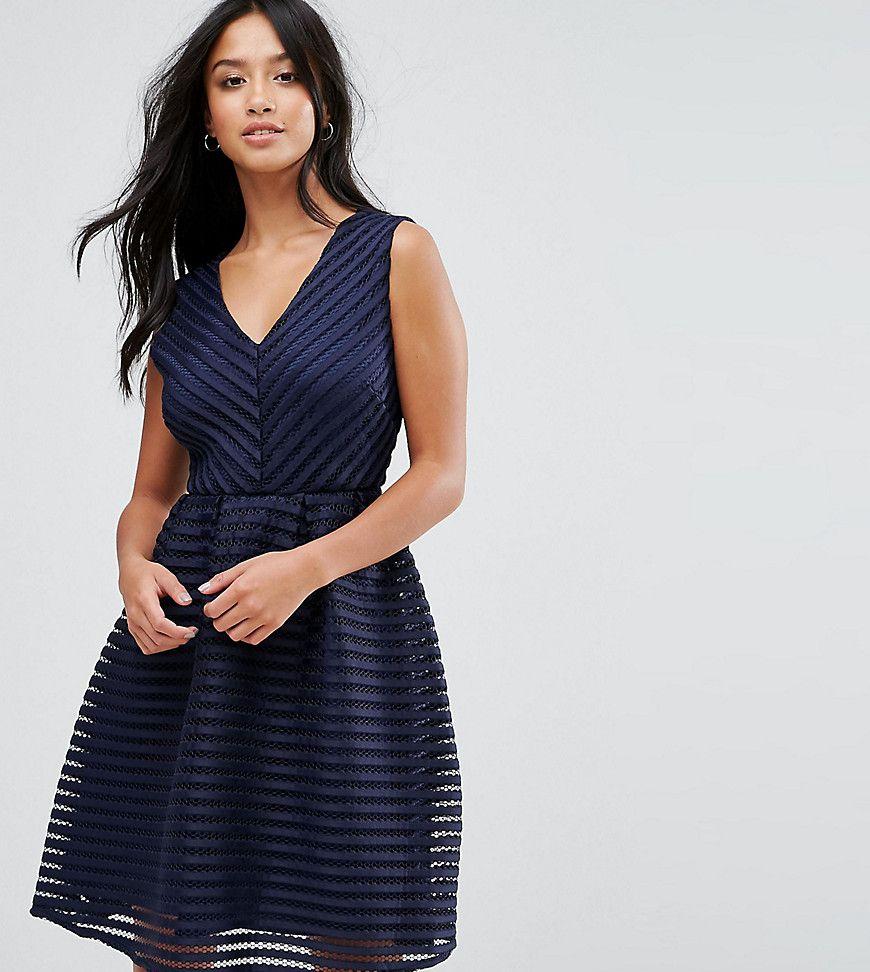 Yumi Petite Textured Skater Dress - $24 - Eco Urban | Clothing ...