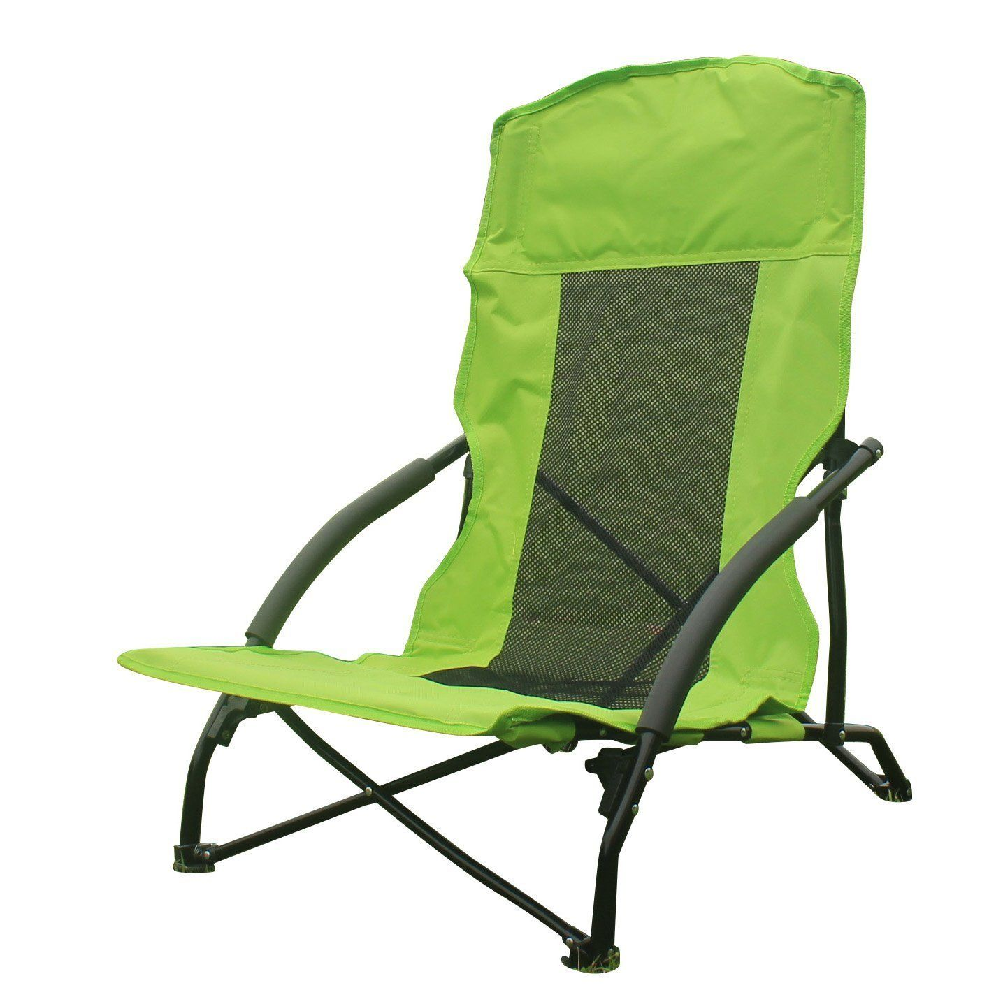 Funs Portable Heavy Duty Folding Chair, Compact In a Bag