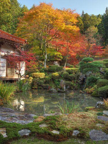 雲龍寺庭園  Unryuji temple