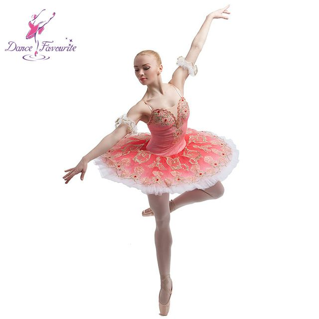 New arrival of Adult pink tutu for ballet dancing ...