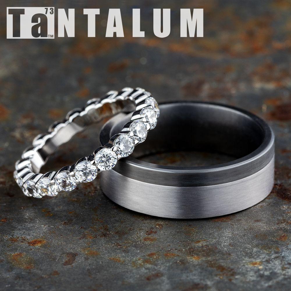 3mm SilverRose GoldBlack Band Women Men's Titanium Steel