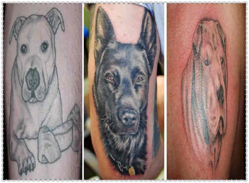 74bdea56537a8 Best dog tattoo designs of the year - Tattoos Book - 65.000 Tattoos Designs