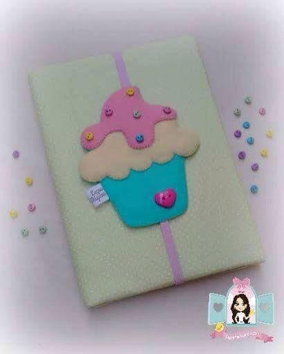 Cupcake marcador (molde)
