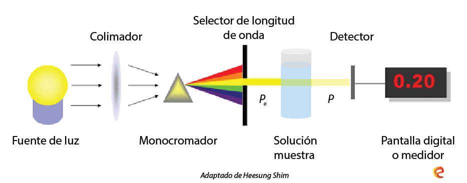 Espectrofotmetro espectrofotmetro pinterest espectrofotmetro ccuart Images
