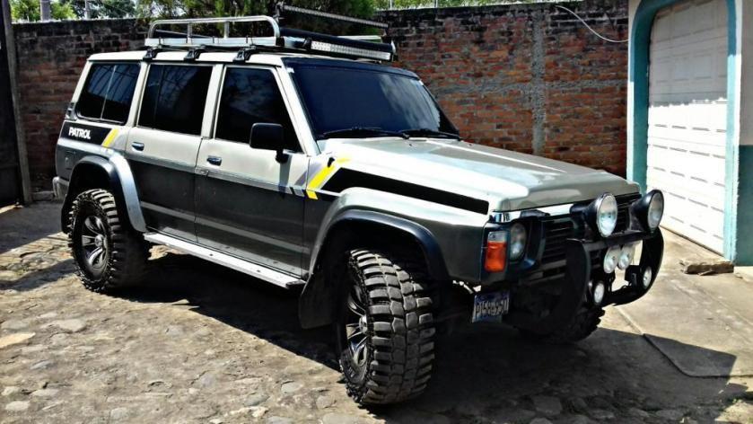 Nissan Patrol 90 4x4 Carros En Venta San Salvador El Salvador Nissan Patrol Nissan Carros En Venta