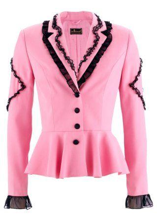 Blazer, rozezwart | Blazer, Fashion, Jackets