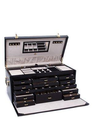 Very cool jewelry Trunk Rowallan Dede Jewelry Trunk For all my nice