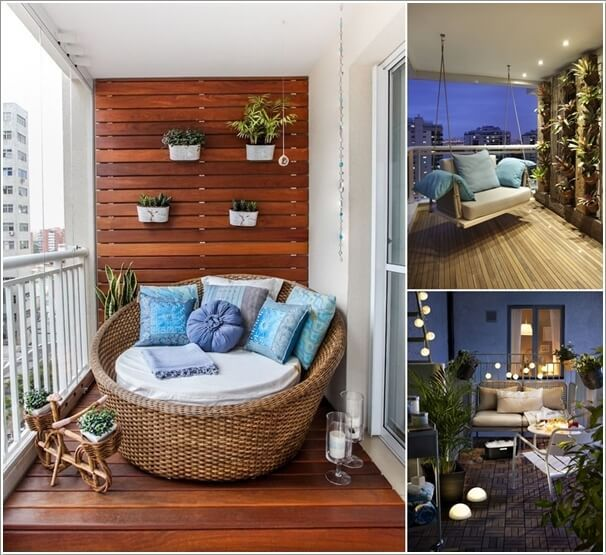Interior Decorating Ideas For The Better Look: Take A Look At These Amazing Condo Patio Ideas A