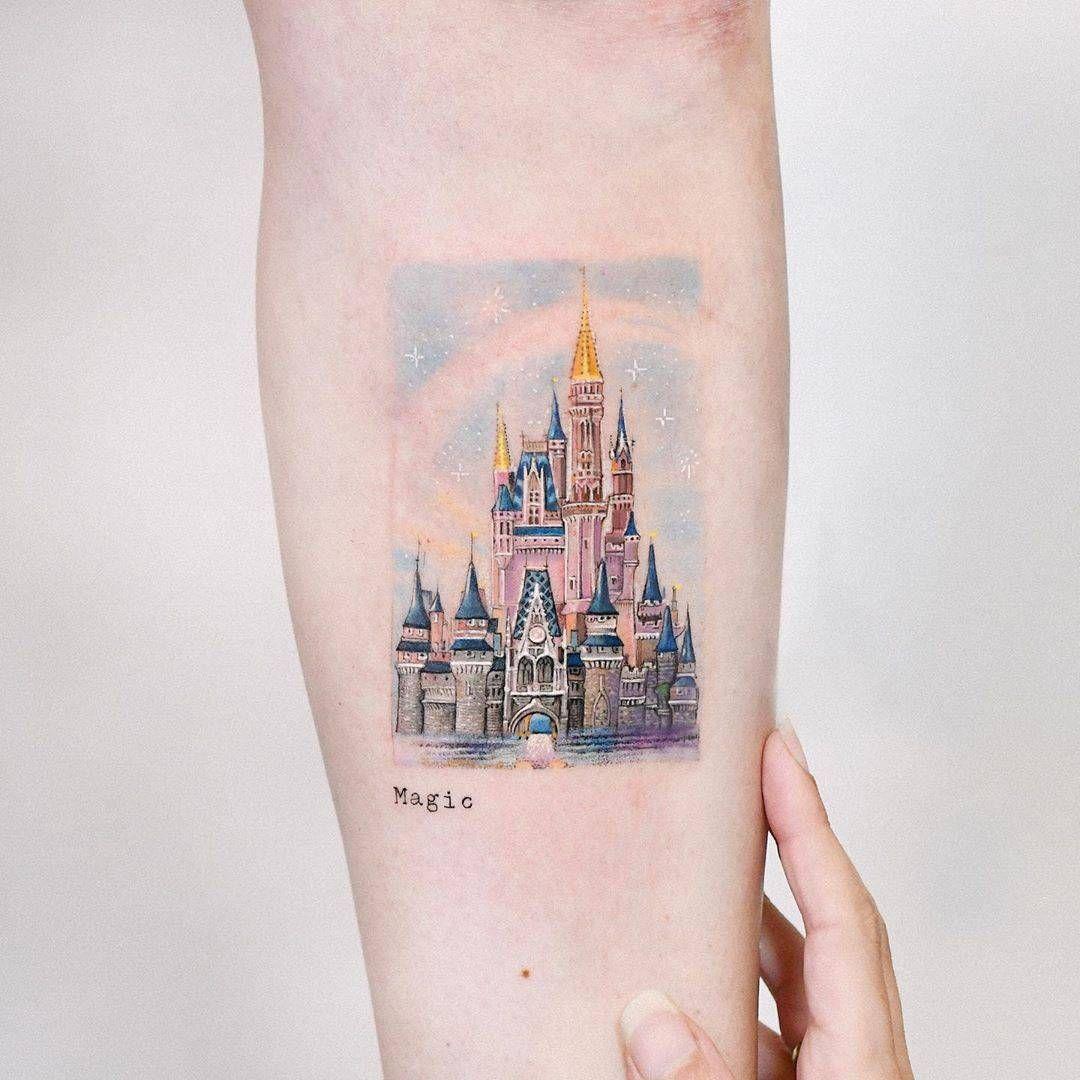 Microrealism tattoo by edit paints realism tattoo