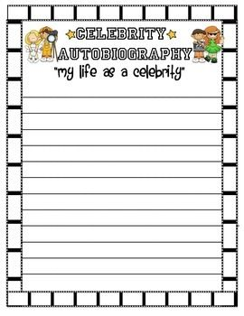autobiography theme ideas