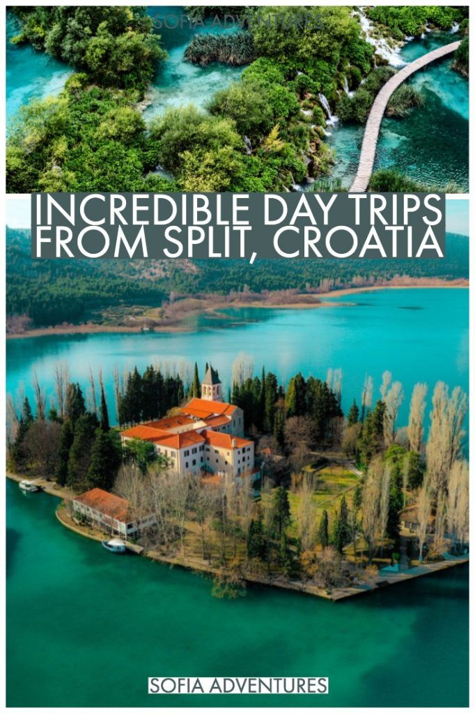 7 Fantastic Day Trips from Split #favoriteplaces