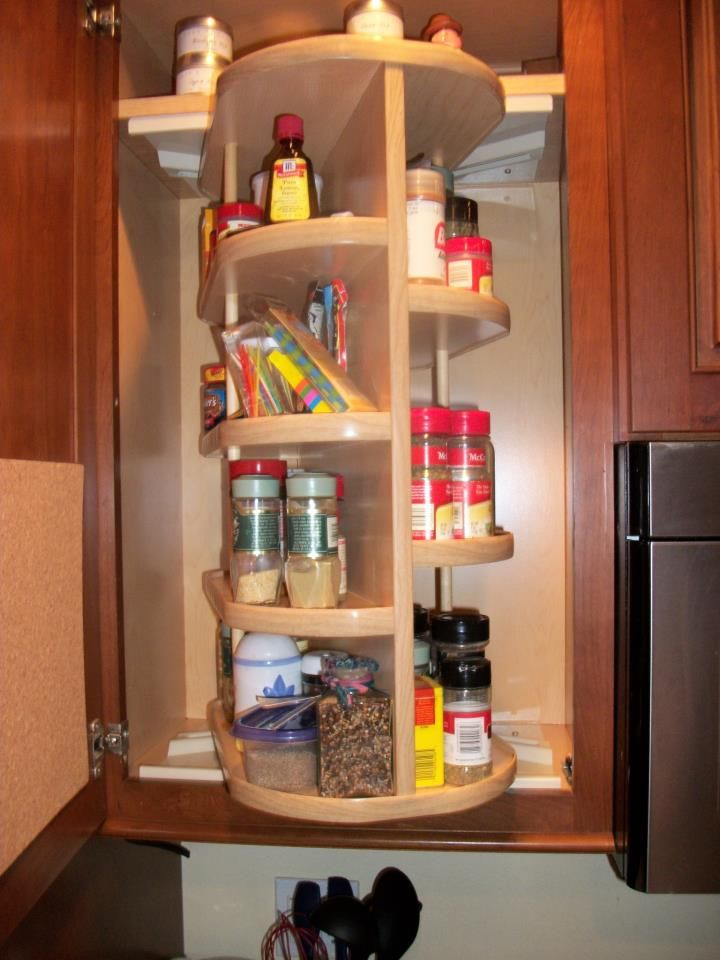 Pull Out Spice Rack Upper Cabinet   Google Search