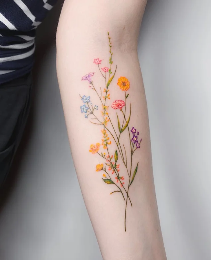 Photo of 24 Minimalistic Tattoos That Are the Ideal Balance of Bold and Elegant